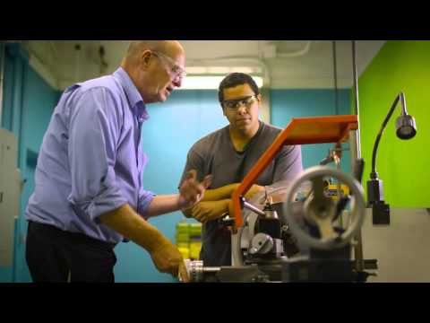 Goodwin College Manufacturing Commercial 2015