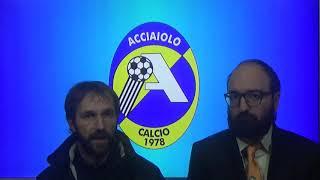 Interviste post partita Acciaiolo - Suvereto