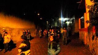 Matachines San Francisco de las llagas Tepeyanco Tlaxcala 16 de septiembre 22:00hrs