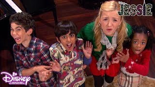 Jessie   Christmas Tree Trouble 🌲   Disney Channel UK