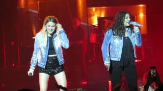 "Lady Antebellum & Kelsea Ballerini ""Crazy In Love (Beyonce Cover)"" Live @ BB&T Pavilion"