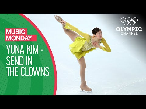 Yuna Kim's breathtaking performance to Send in the Clowns | Music Monday