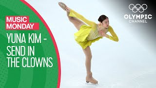 Download lagu Yuna Kim's breathtaking performance to Send in the Clowns | Music Monday