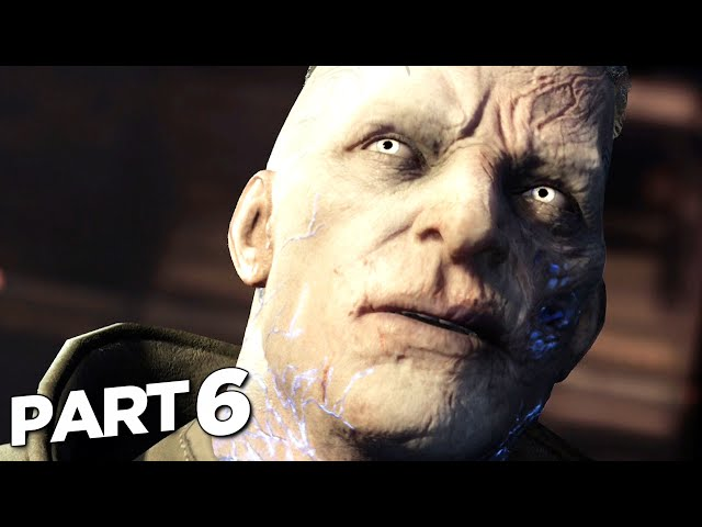 EPIC LIGHTNING GEAR in OUTRIDERS PS5 Walkthrough Gameplay Part 6 (FULL GAME)