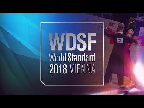 Abel - Galkina, EST | 2018 World STD Vienna | R1 Q