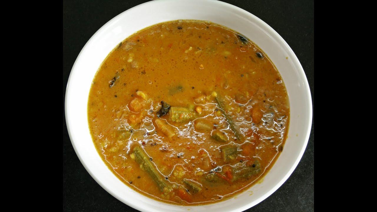 Murungaikai sambar recipe in tamil lunch recipe recp 17 youtube forumfinder Gallery