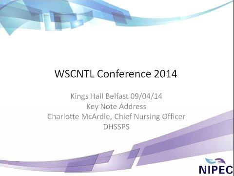 WSCNTL Key Note Address