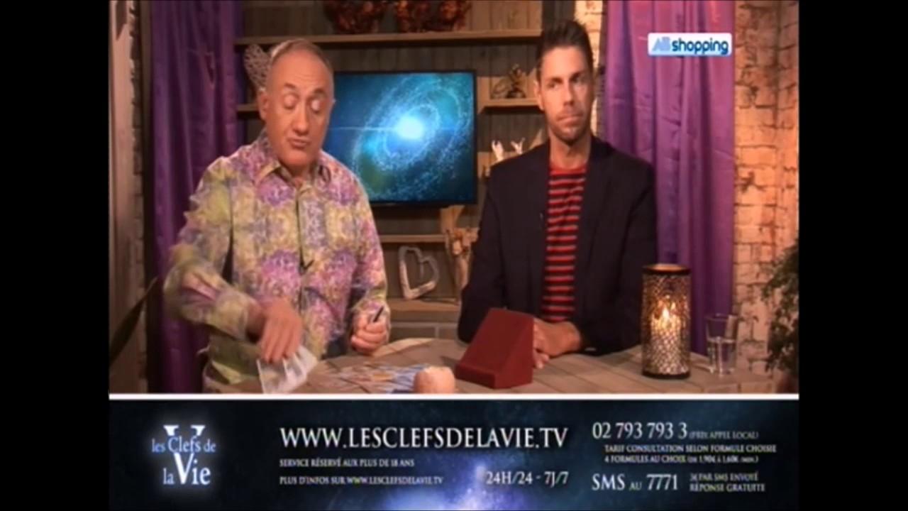 77562cd6ecb68 Les Clefs de la Vie avec Vincent   une voyance pour Nancy - YouTube