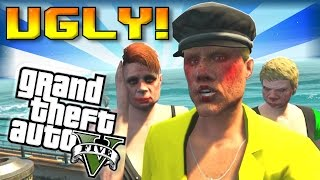 GTA 5  - Plastic Surgery: The 3 Ugliest People You