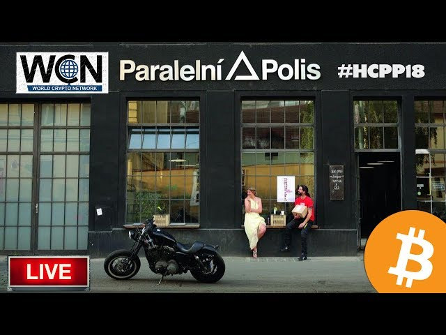 #HCPP18 - Interview with Pablo Coirolo, Blockchain Uruguay #LIVE