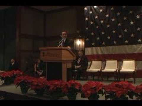 Charles Taylor's Dinner w/ Mike Huckabee  Clip 3 of 6