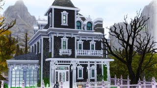 Victorian Manor | The Sims 4 Build