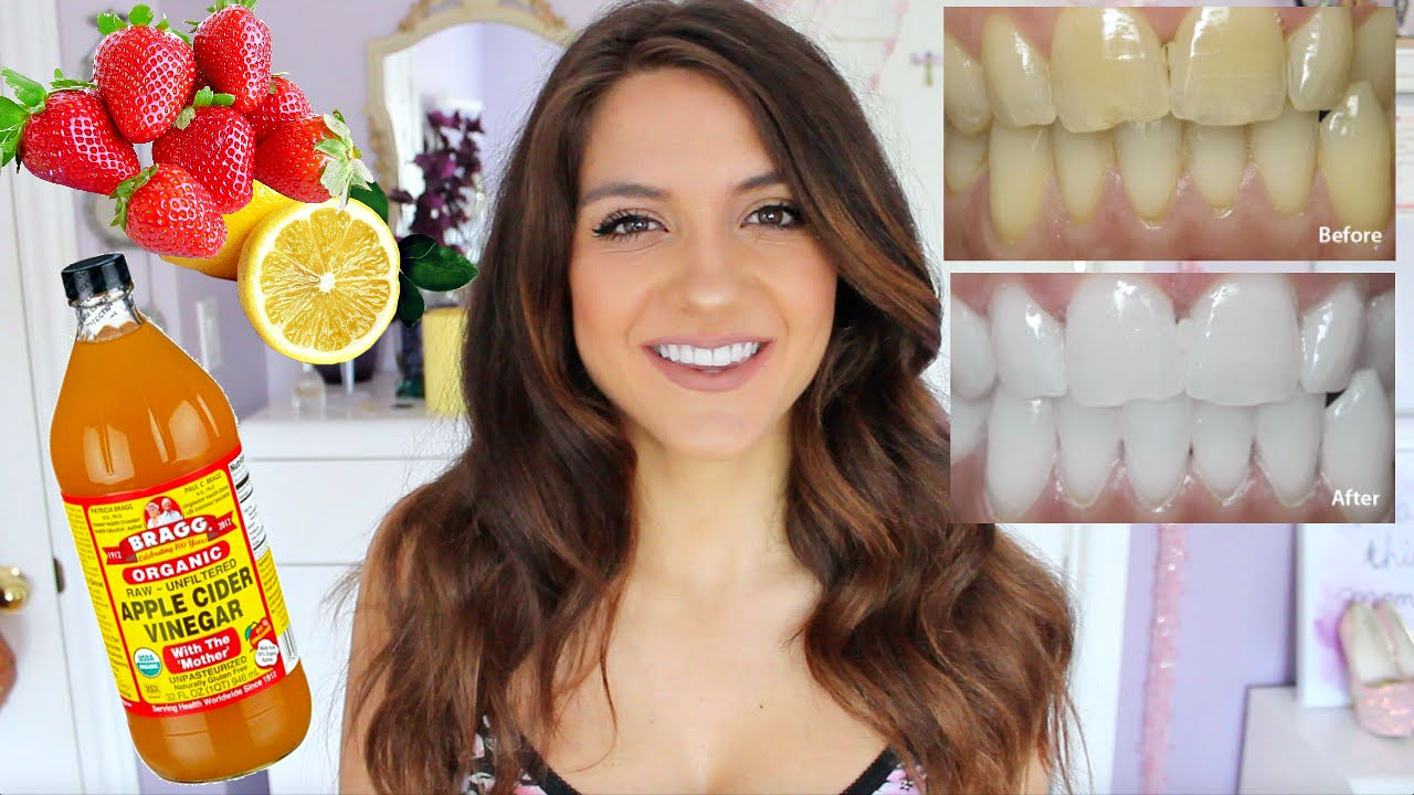 Fastest homemade teeth whitening