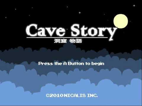Cave Story WiiWare Music  Main Theme EU Patch