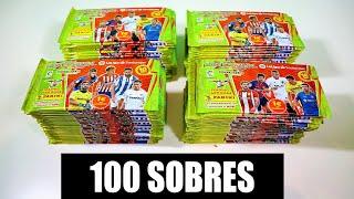 100 SOBRES - Adrenalyn XL 2018-19 Liga Santander