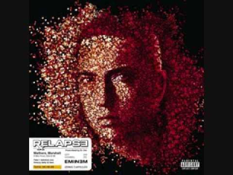 Underground - Eminem (Relapse) w/ Lyrics