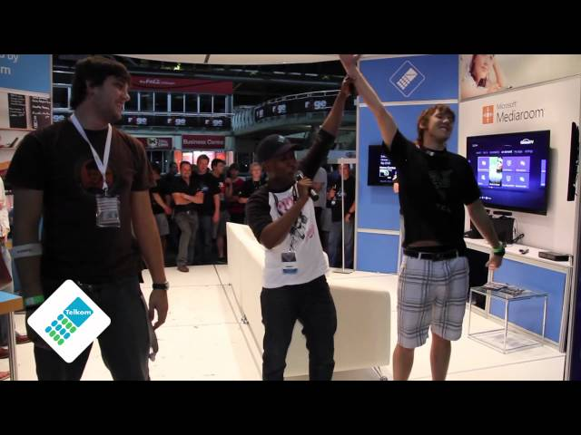 Do Gaming at rAge 2012 Part 1