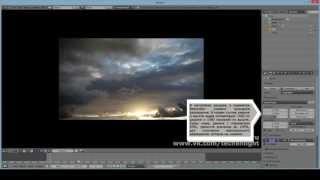 Урок # 1. Создание Time Lapse в Blender 2.6(Результат урока: Количество кадров в секвенции - 210. Частота кадров видео - 30 к/с. Продолжительность итоговог..., 2013-05-25T09:52:07.000Z)