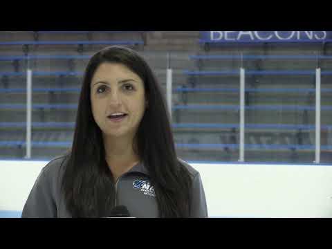 Getting To Know UMass Boston Women's Hockey Interim Coach Dom Lozzi (9/20/18)