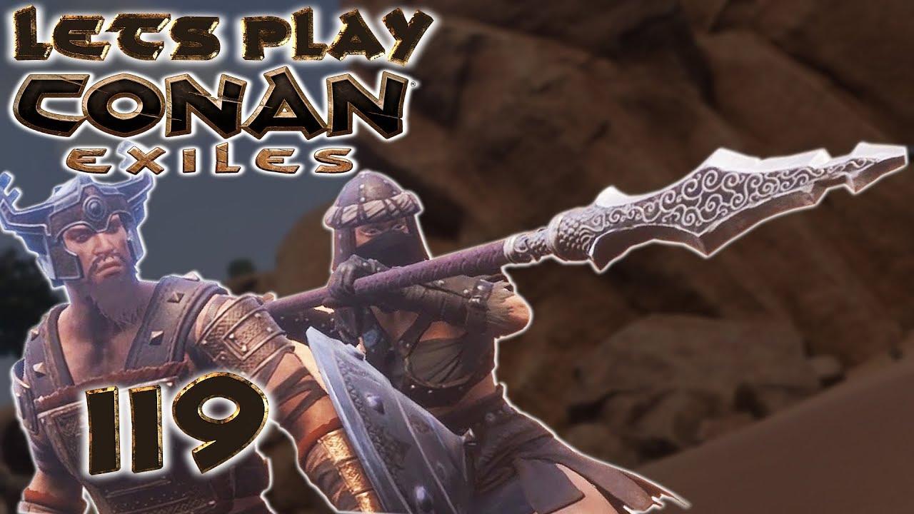 Conan exiles stärkste waffe