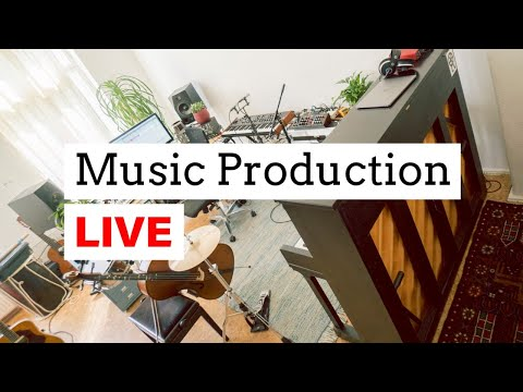 10/6/20 — ELECTRONIC CLASSICAL AMBIENT — Music Production Live Stream