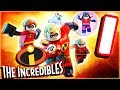 LEGO Incredibles Walkthrough Part 1 Undermined (PS4 Pro) co-op Gameplay