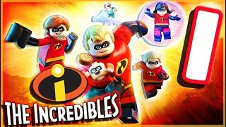 LEGO: The Incredibles 1 & 2 Walkthrough (PS4 Pro) - Kwingsletsplays