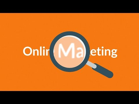 Digital Marketing Explained - The Channels And Types Of Online Marketing Available To You