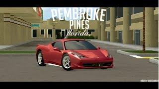 Pembroke Pines FL roblox