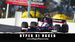 Hyper X1 Racer - Winton Raceway Australia - Fastest Lap 1:18.26