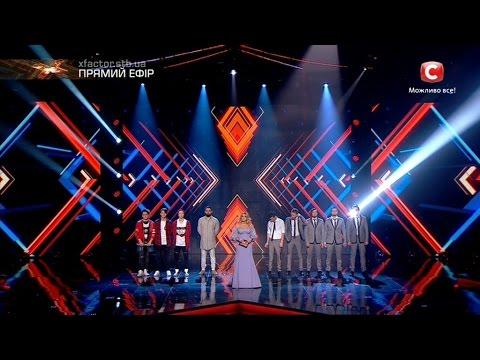 Анонс на шоу результатов  ФИНАЛ Х-фактор-7 17.12.2016
