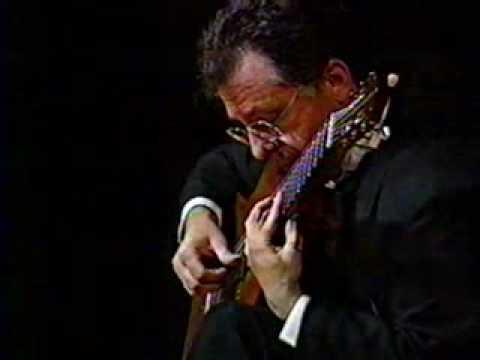 Pepe Romero- Recuerdos de la Alhambra ( Francisco Tárrega)
