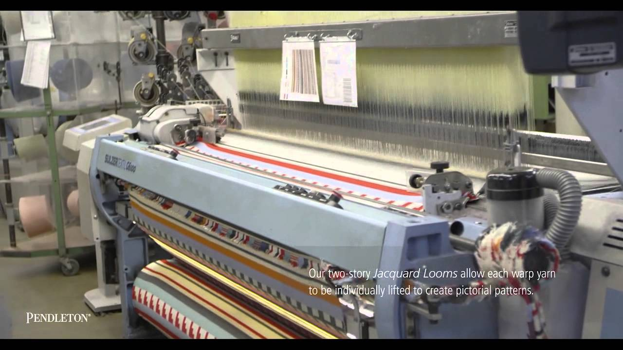 Mill Tours | Pendleton