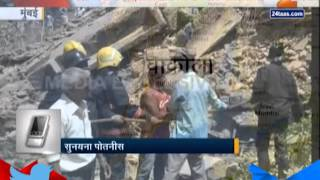 Mumbai Santacruz Vakola 7 Storey Building Collapse