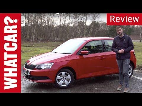2015 Skoda Fabia review - What Car?