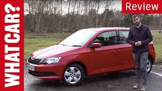 2015 Skoda Fabia review - What Car?