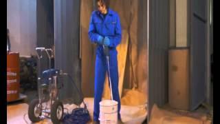 видео Жидкая теплоизоляционная краска Tiss universal (Тисс Универсал). Продажа в Москве. Хотите построить теплый дом?