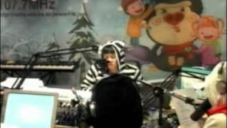 [radio] 110117 Kim Heechul's Youngstreet Radio - Dalmatian (jisu + Drama) [3/4]