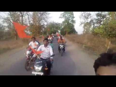 Jai sree ram hindu nav varsh kartala korba chhattisgarh