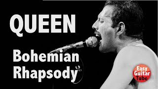 Queen - Bohemian Rhapsody // Acoustic version with original vocals