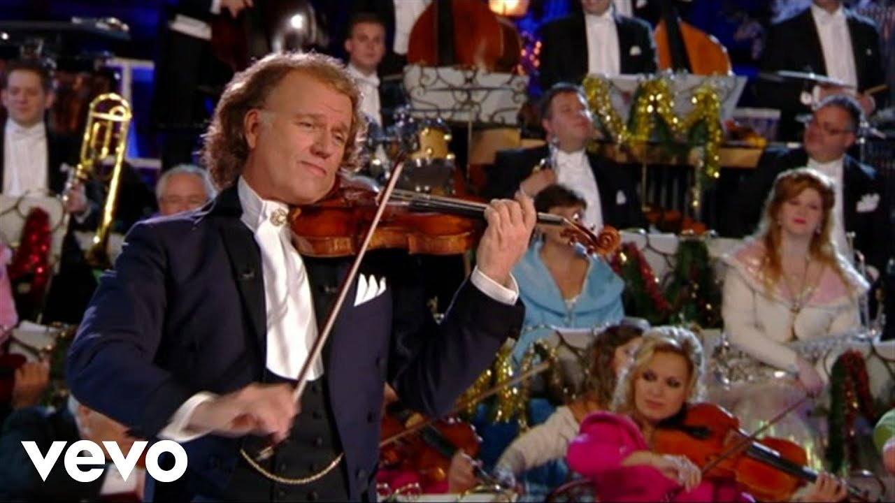 andr rieu white christmas youtube - White Christmas Play