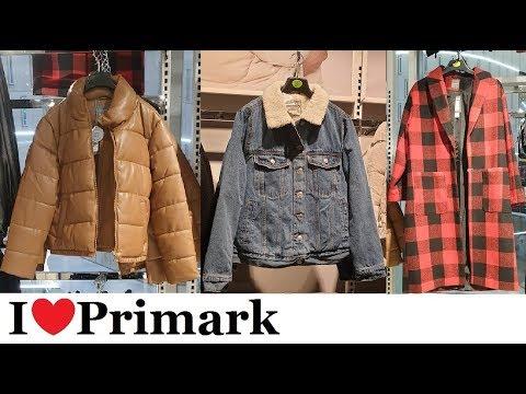 Primark womens coats | November 2019 | I Primark - YouTube