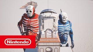 Morphies Law - Bande-annonce du Nintendo Direct (Nintendo Switch)