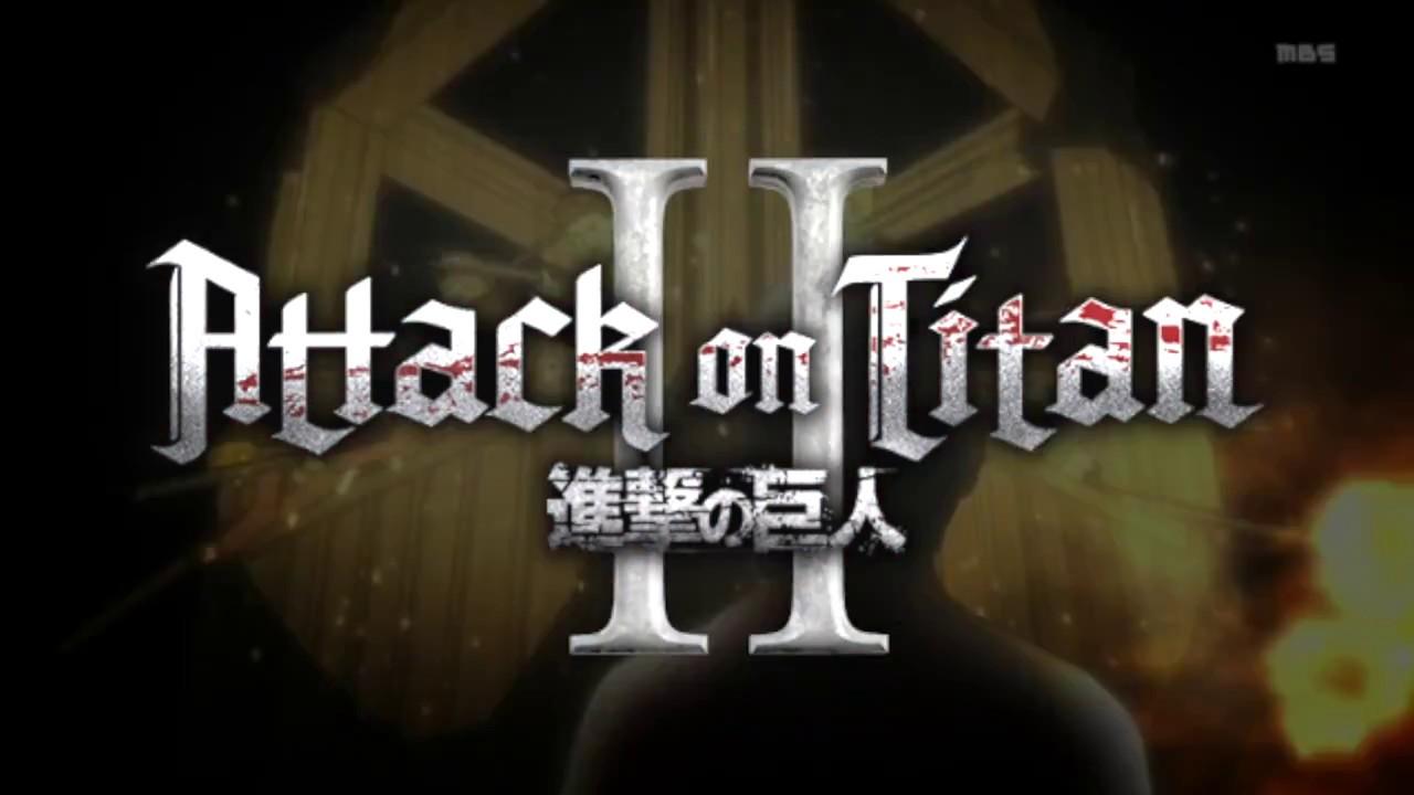AMV attack on titan 2 - opening 3 - Shinzou Wo Sasageyo HD ...