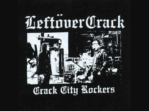 various artists crack city rockers