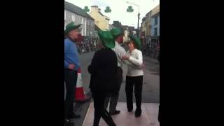 aghinagh comhaltas patricks day 2012 set dance ballyvourney jig