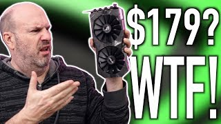 Is The Asus ROG STRIX GTX 1650 Worth $179?