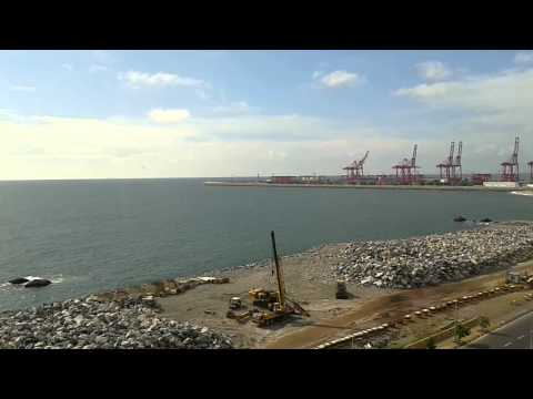 Colombo Port City Development Project