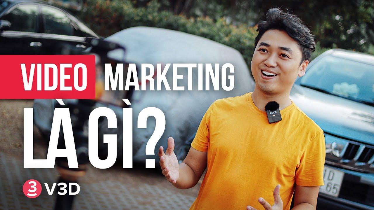 [Khóa học Video Marketing] Video Marketing là gì?