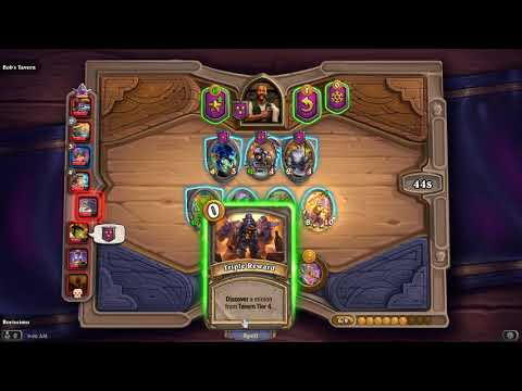 How To Play Hearthstone Battlegrounds
